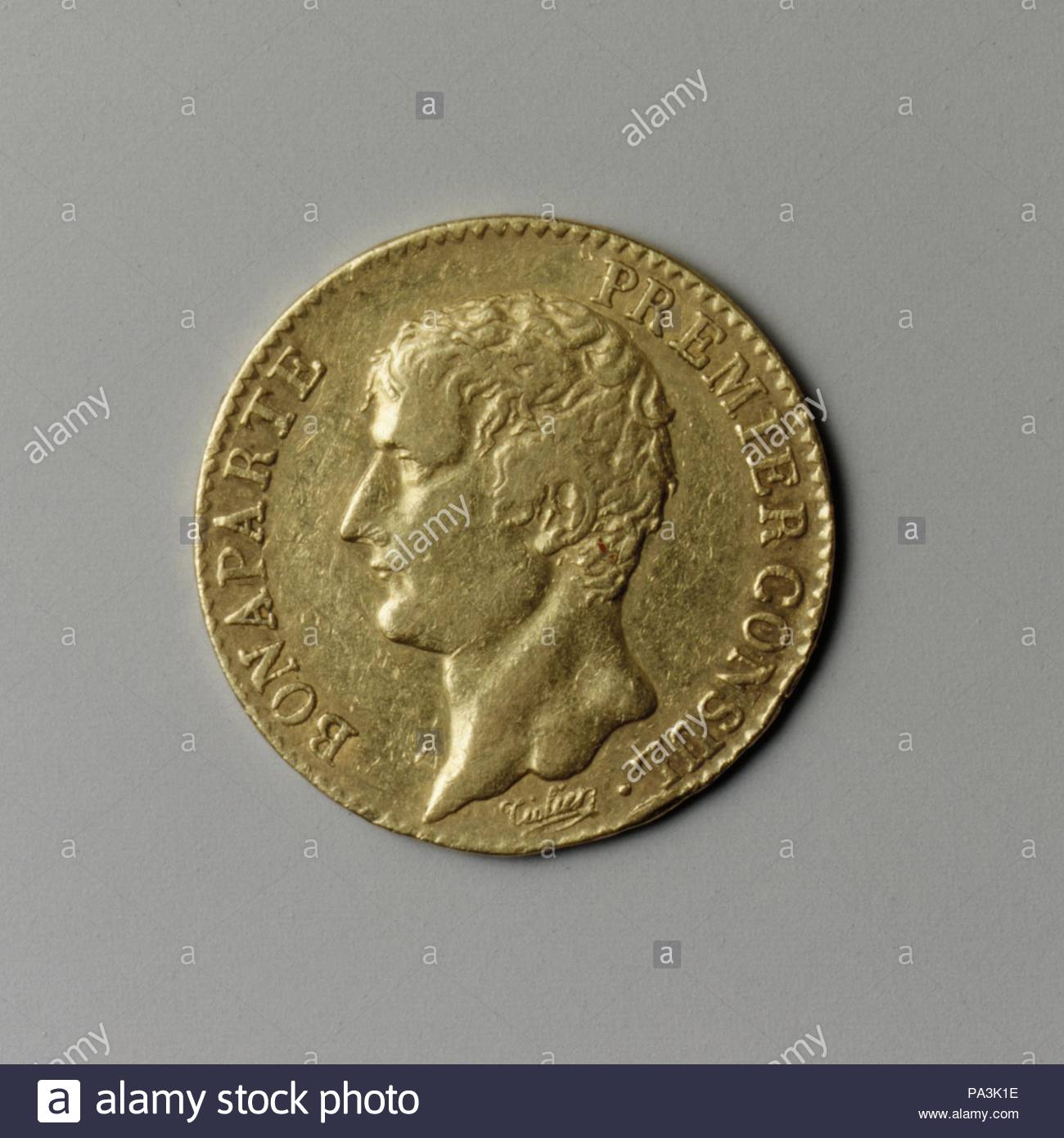 20 Franken Stück Jahr 12 A Erster Konsul 1803 4 Französisch