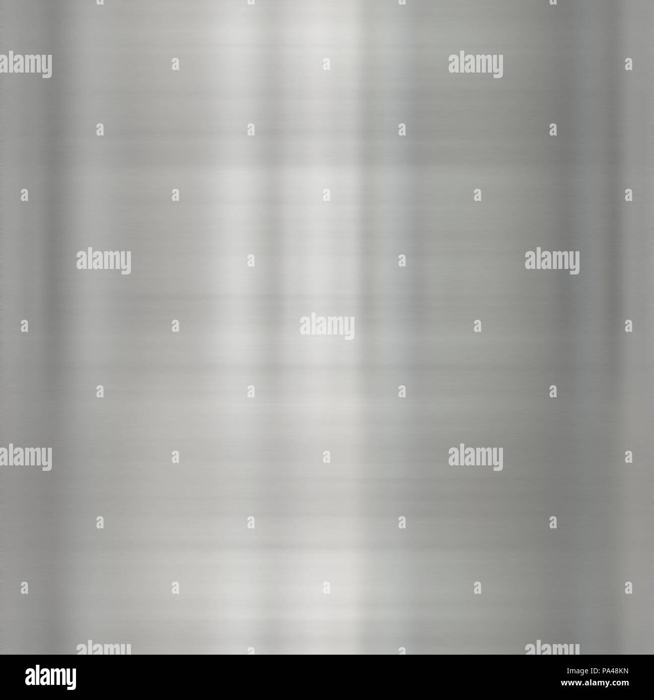 Ein metallener Hintergrund Stockbild