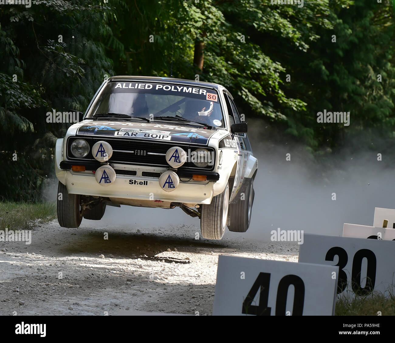 aziz tejpar ford escort mk2 rs 1800 forest rally stage festival der geschwindigkeit