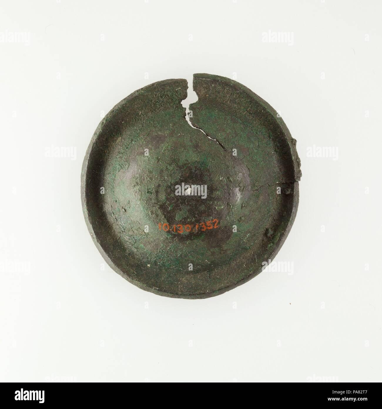 2 Zoll Durchmesser  5 16 In Datum 30 V Chr A D 364 Museum Metropolitan Museum Of Art New York Usa