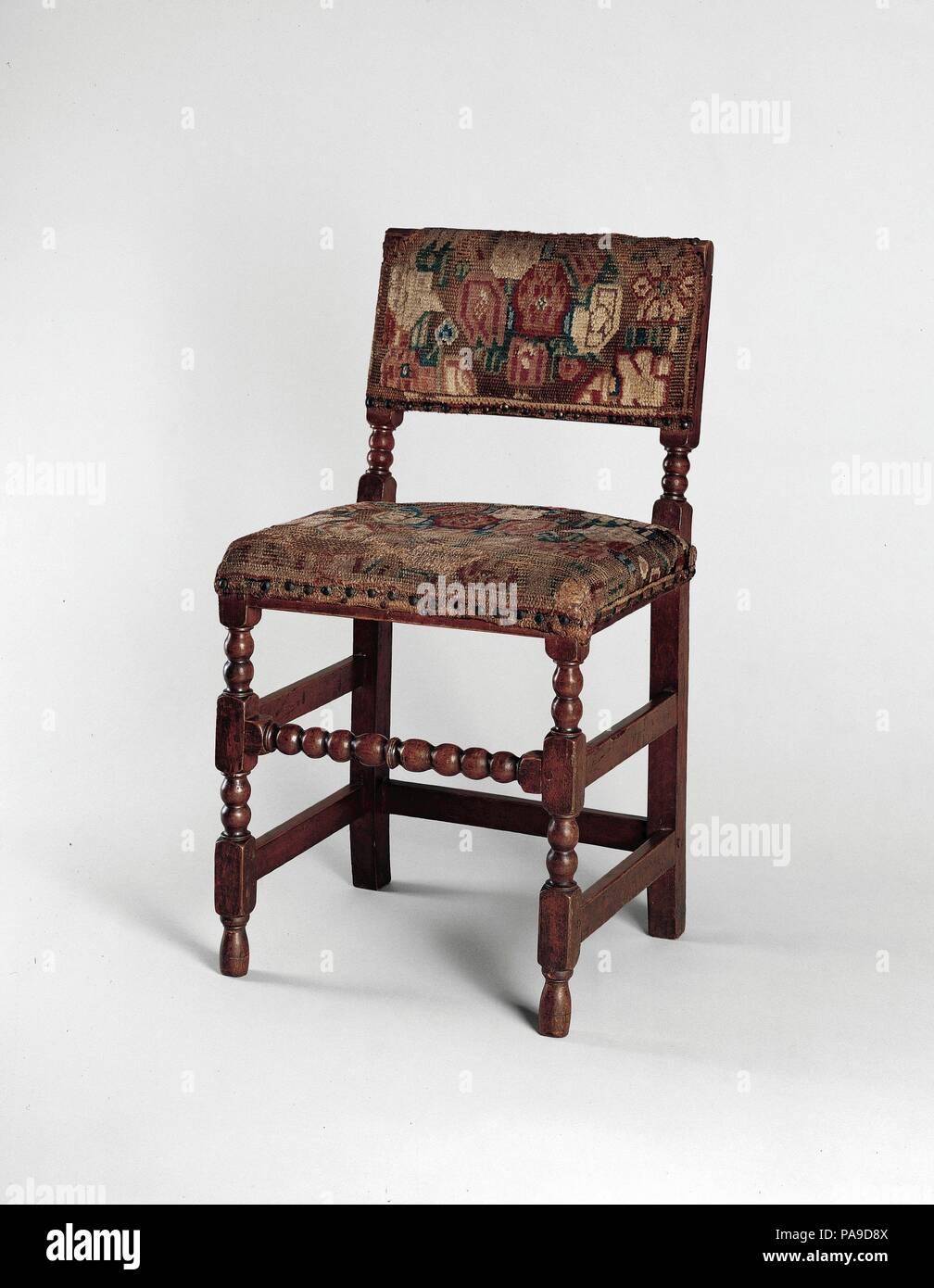 Side Chair. Kultur: American. Abmessungen: 37 x 20 1/2 x 17 1/2 in ...