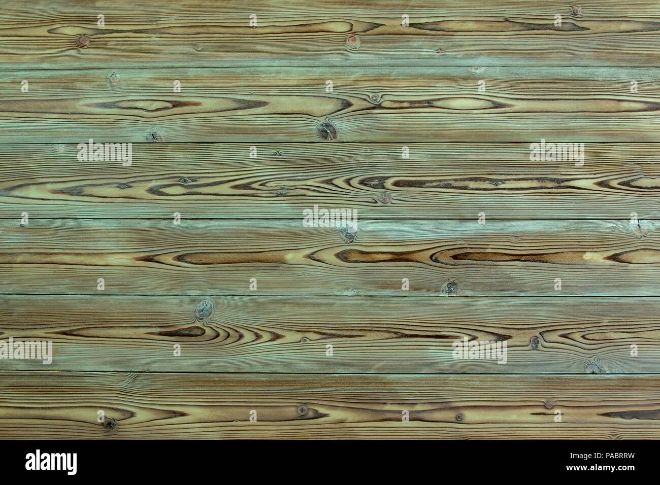 Verwittertes Holz Hintergrund Mit Resten Der Türkisblaue Farbe Oder