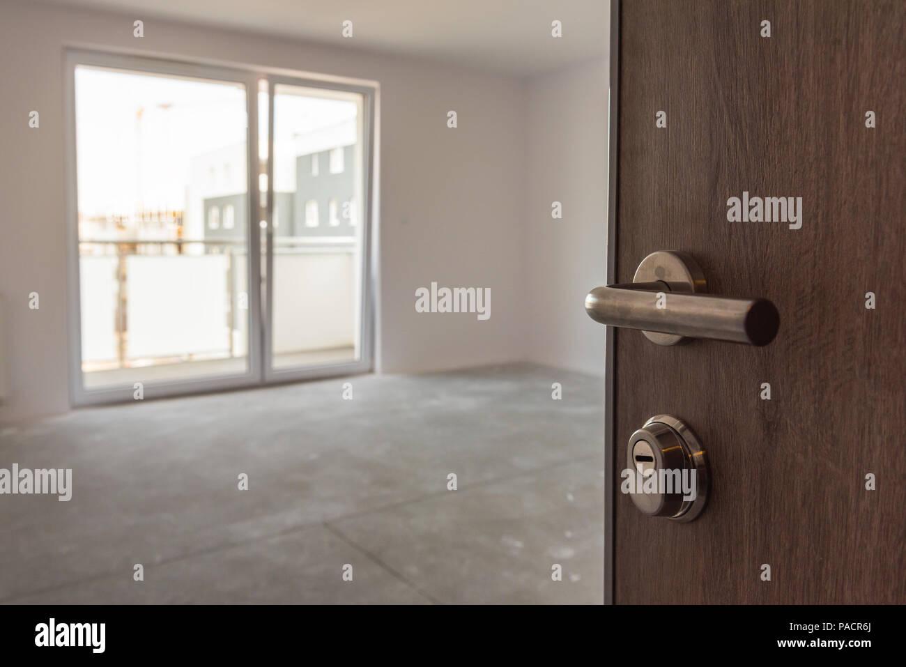 Wohnzimmer Tür, hälfte - die tür öffnen, wohnzimmer im bau in der neuen europäischen, Design ideen