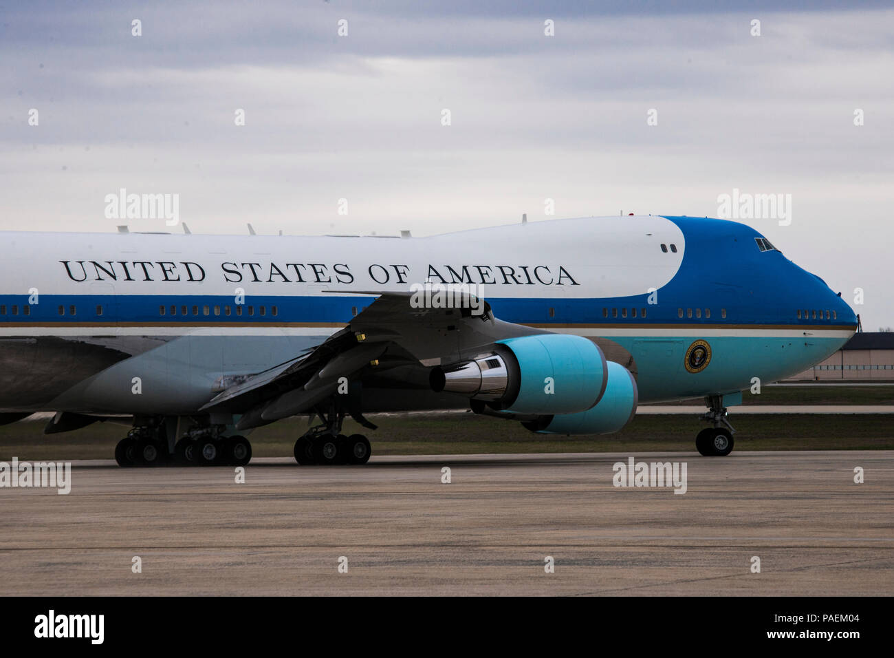 Stockfoto August 20, 2020, Joint Base Andrews, Maryland