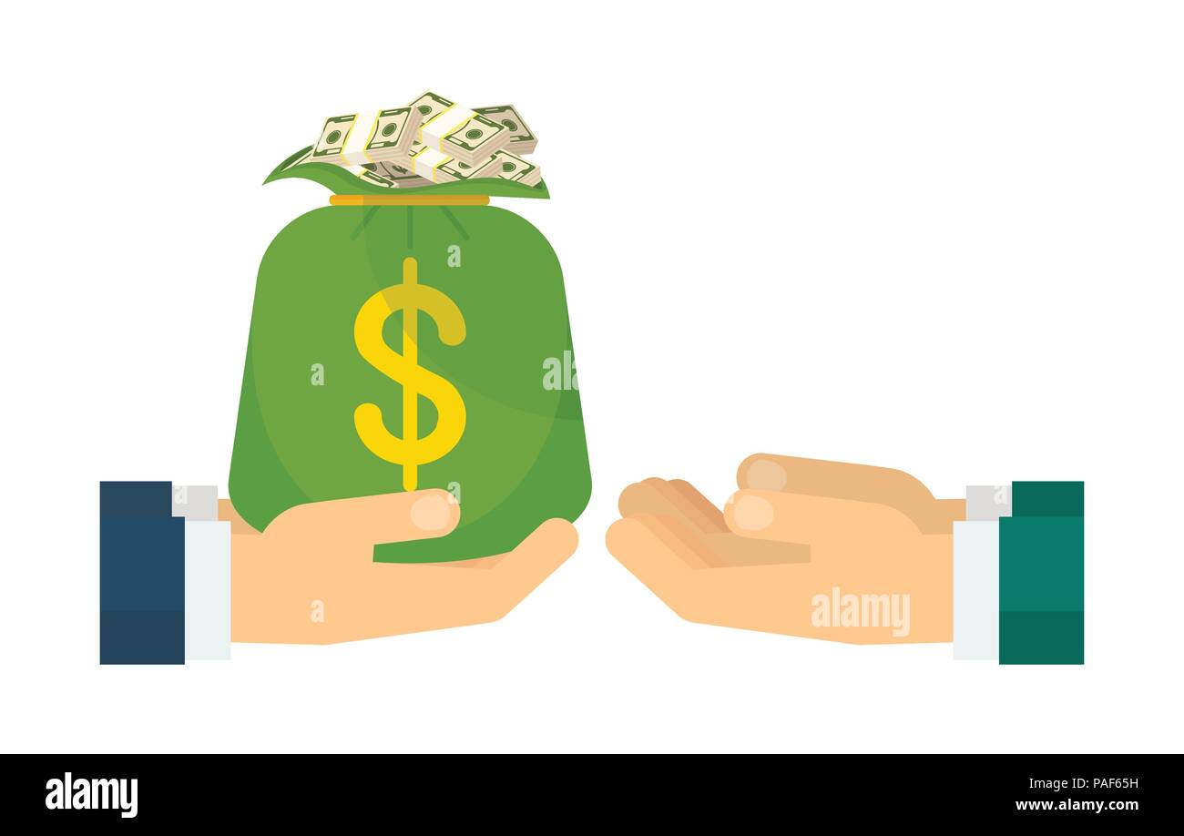 Die Investitionen der Unternehmen Konzept Stockbild