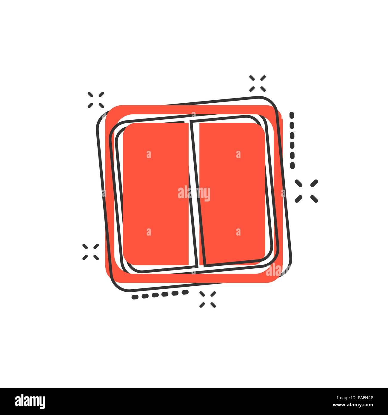 Cartoon Light Switch Stockfotos & Cartoon Light Switch Bilder - Alamy