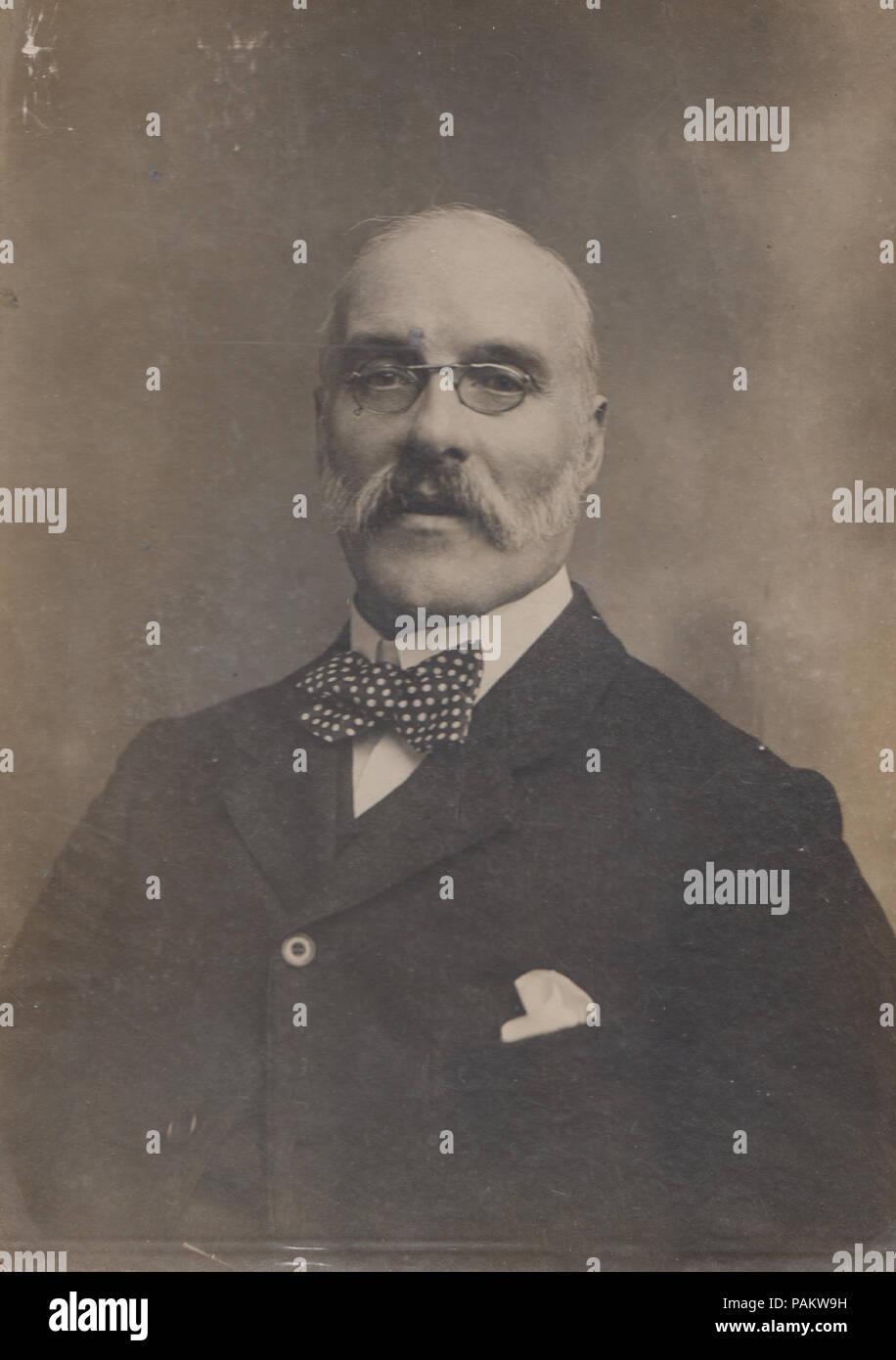 Kabinett Karte eines viktorianischen Mann namens John Stokes, Drucker und Buchbinder bei 81&82 George Street, Newport, Monmouthshire Stockfoto