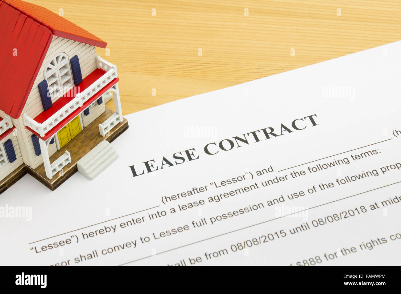 Hire Contract Stockfotos & Hire Contract Bilder - Alamy
