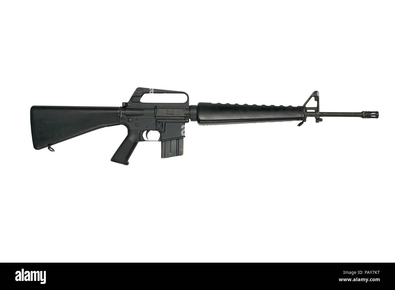 Colt armalite M16 A1 Rifle Stockbild