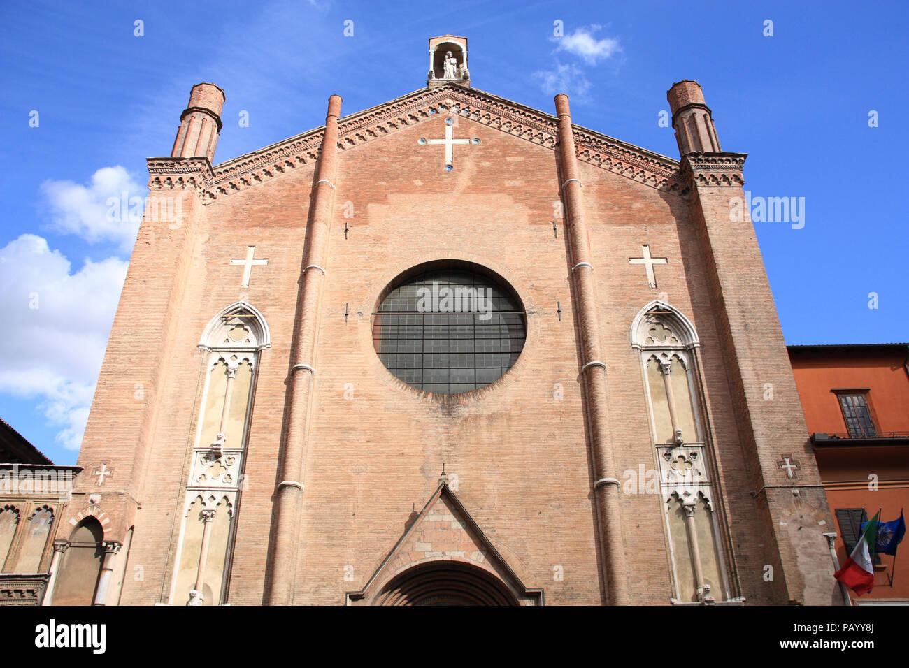Chiesa di San Giacomo Maggiore - Kirche des Heiligen Jakobus in ...