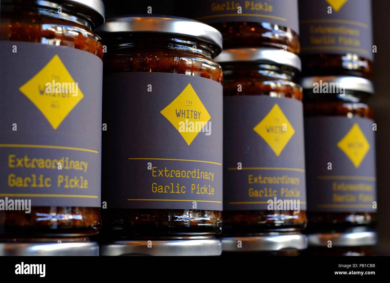 Deli Pickle Stockfotos & Deli Pickle Bilder - Alamy