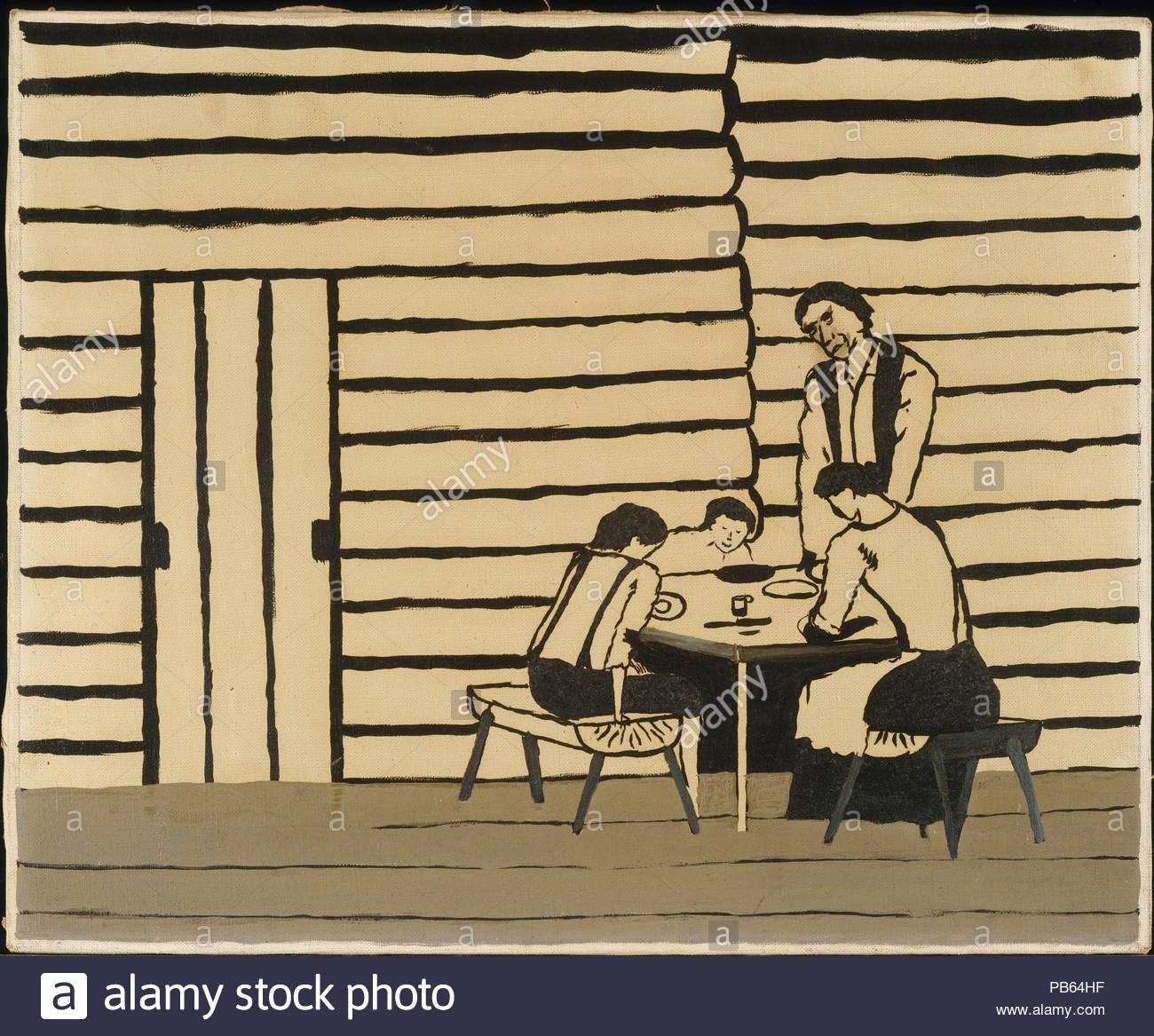 American Family 1940\'s Stockfotos & American Family 1940\'s Bilder ...