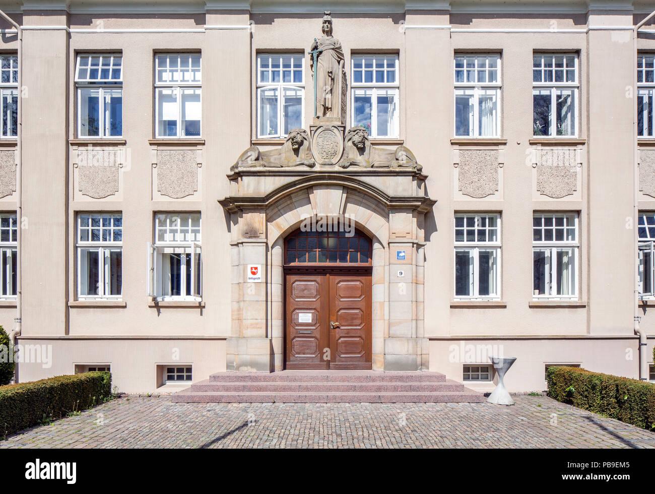 Cloppenburger Amtshaus Einst Das Buro Verwaltung Cadastre Office