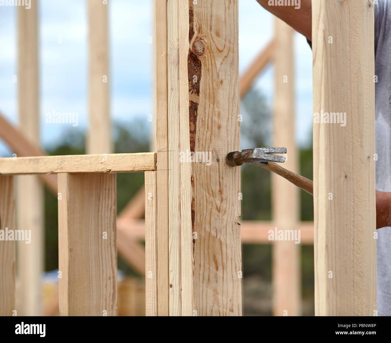 Wall Stud Stockfotos & Wall Stud Bilder - Alamy