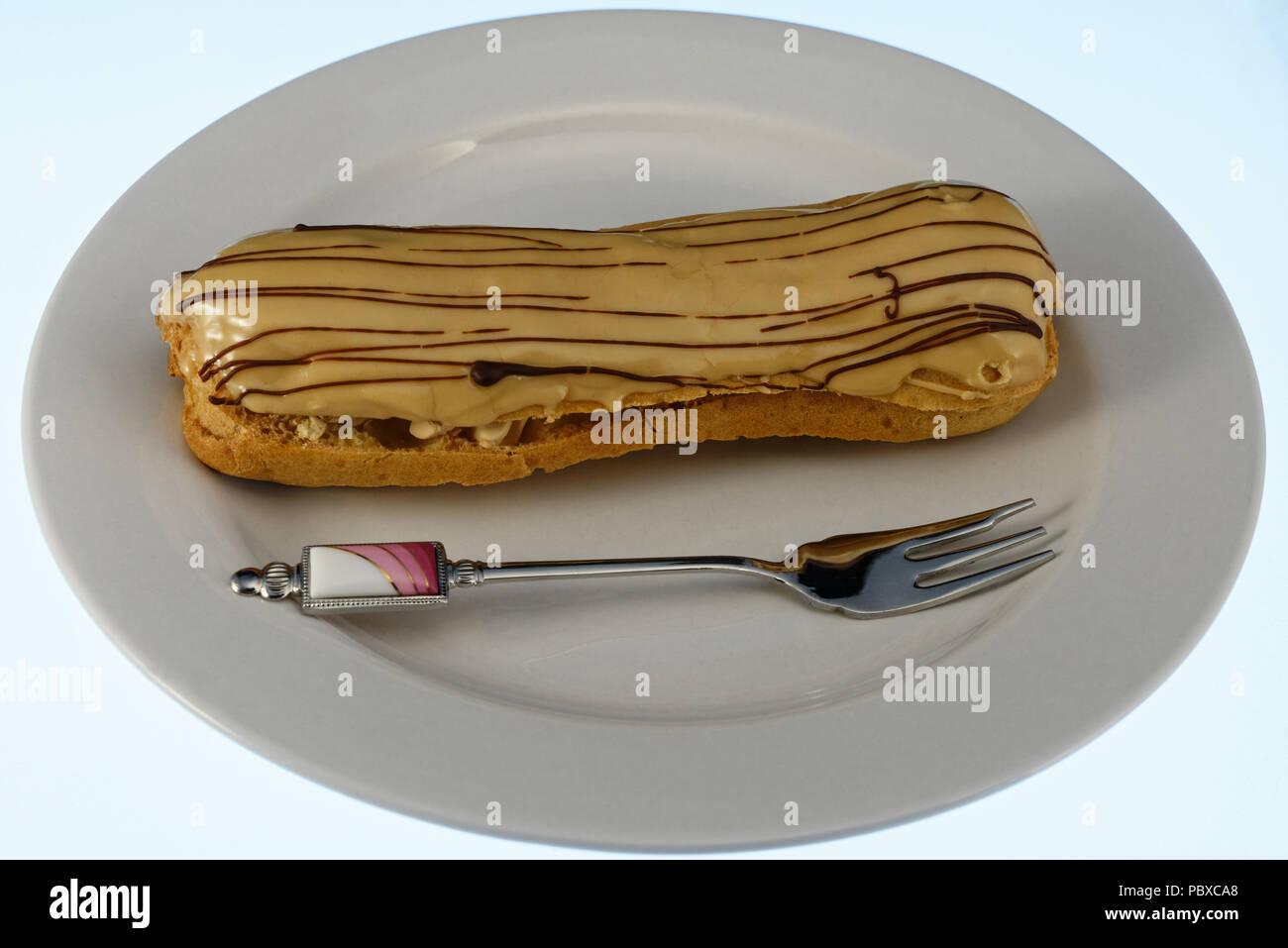 Formale dessert Einstellung Stockbild