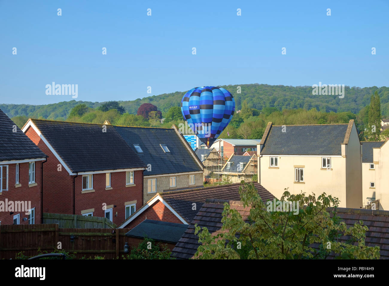 Balloon Landing Stockfotos Balloon Landing Bilder Seite 3 Alamy
