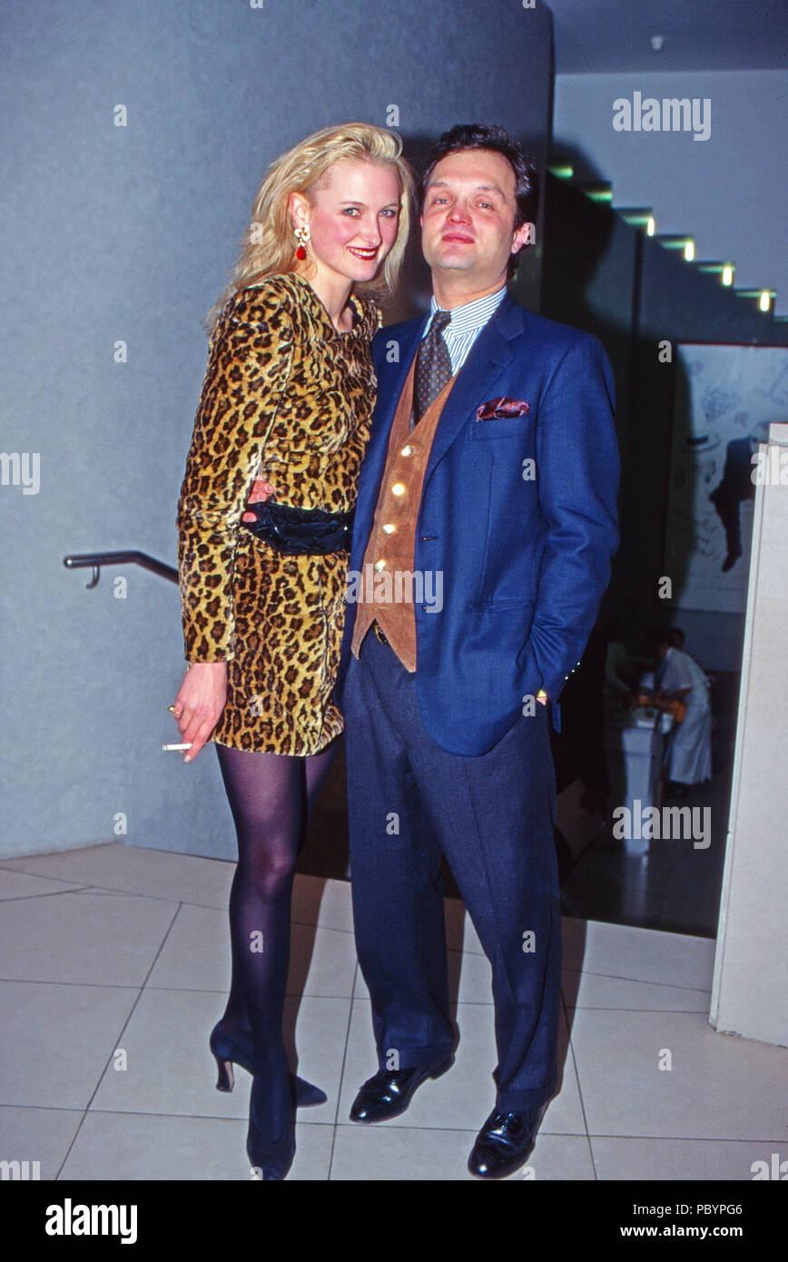 Alexander Prinz Zu Schaumburg Lippe Mit Ehefrau Marie Louise Lilly