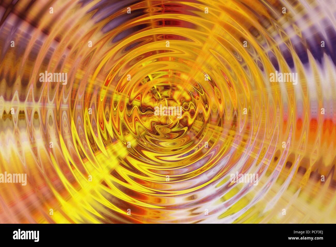 Abstrakte Kunst Hintergrund öl Auf Leinwand Warme Farben Weichen