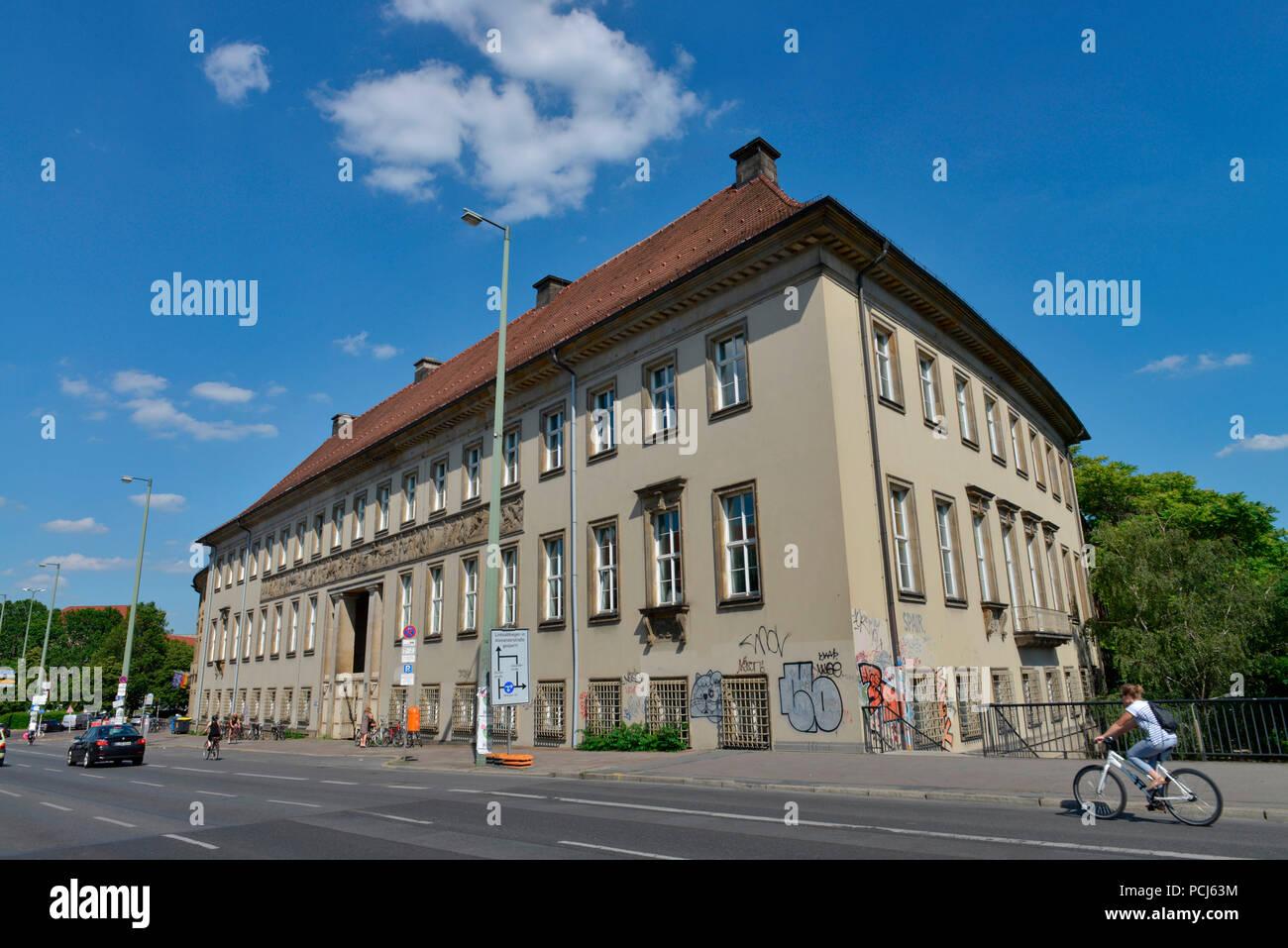 Alte Muenze Muehlendamm Mitte Berlin Deutschland M³hlendamm