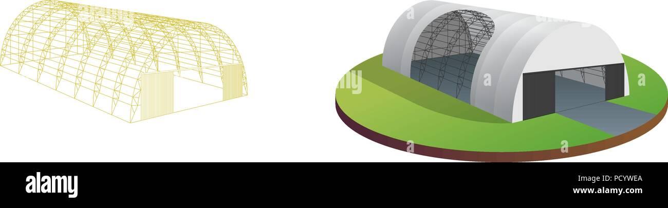 Wireframe Building Stockfotos & Wireframe Building Bilder - Alamy