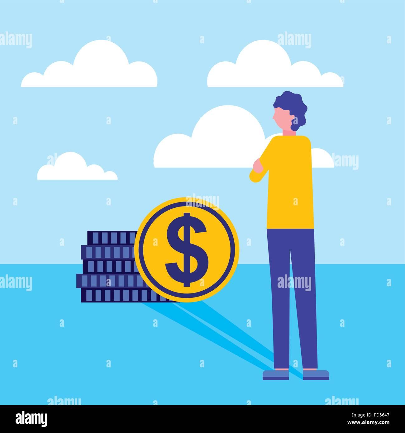 Business-Leute-Konzept Stockbild