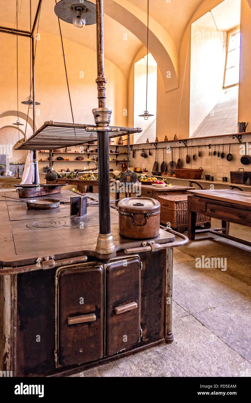 Italien Piemont Racconigi-sabauda Residences - Schloss - das ...