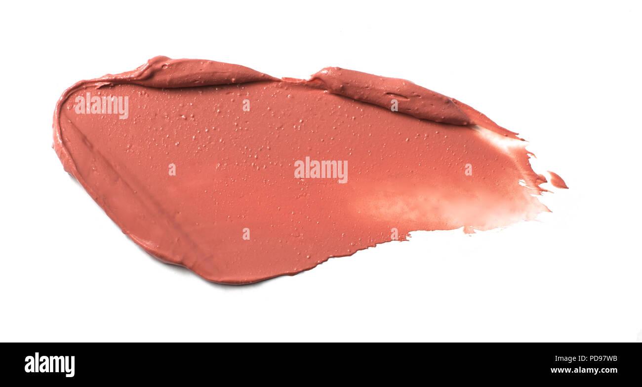 Schleife der Wange blush Stockbild