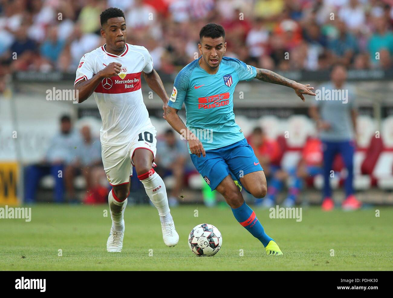 Firo 05082018 Fußball Saison 20182019 1 Bundesliga Vfb