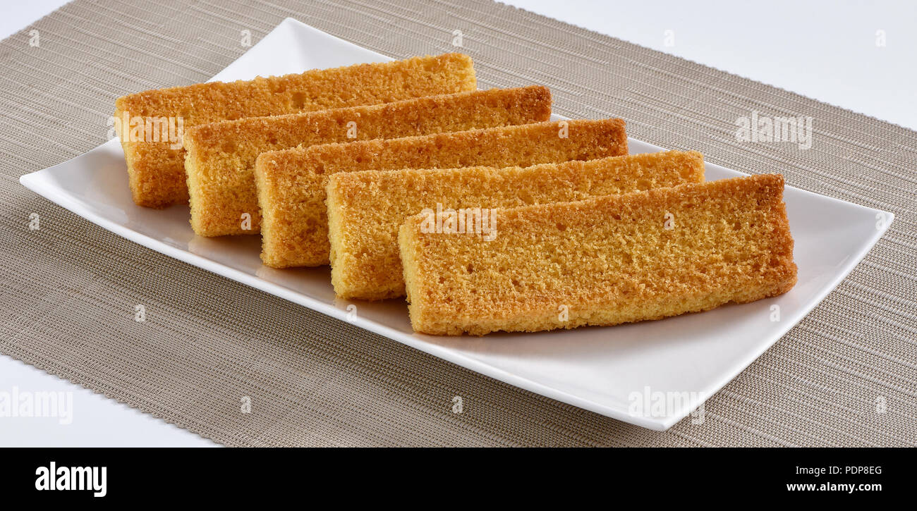 Kuchen Zwieback Stockfotos Kuchen Zwieback Bilder Alamy