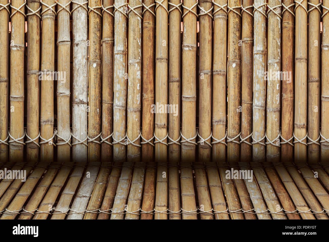 Bambus Holz Wand Und Boden Tapeten Textur Kachel Zimmer Fur
