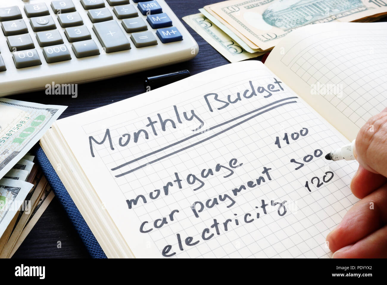 Budget Plan Stockfotos & Budget Plan Bilder - Alamy