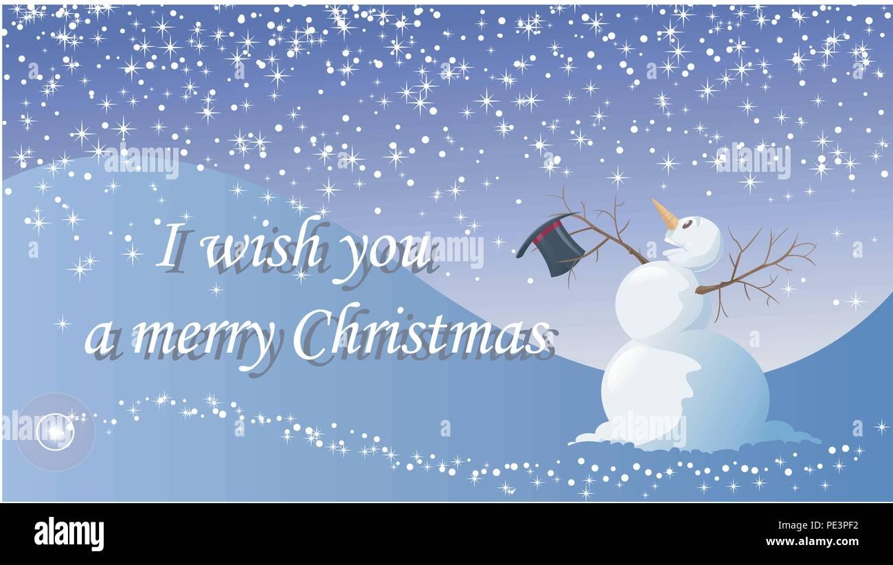Weihnachten Bilder Bearbeiten.Ich Wünsche Mir Ein Weißes Weihnachten Stockfotos Ich Wünsche Mir
