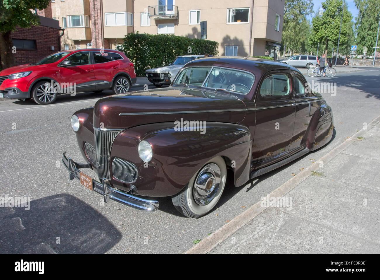 1941 Ford Business Coupe Hot Rod Stockfoto Bild 215345298 Alamy