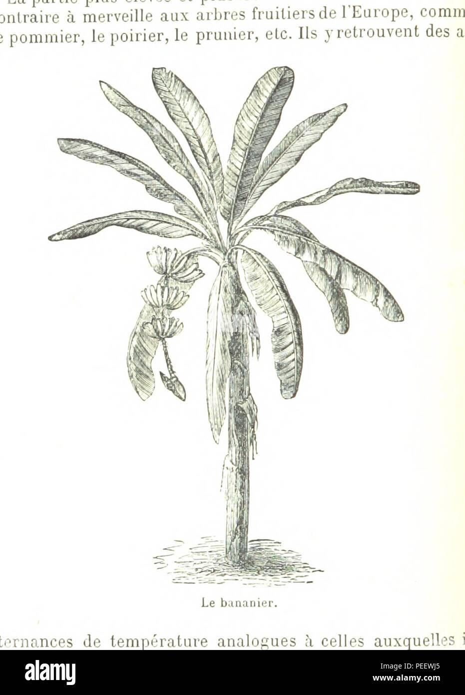 """Bild von Seite 114 """"L'Afrique. Anthologie ge_u0301 ographie' Stockfoto"""