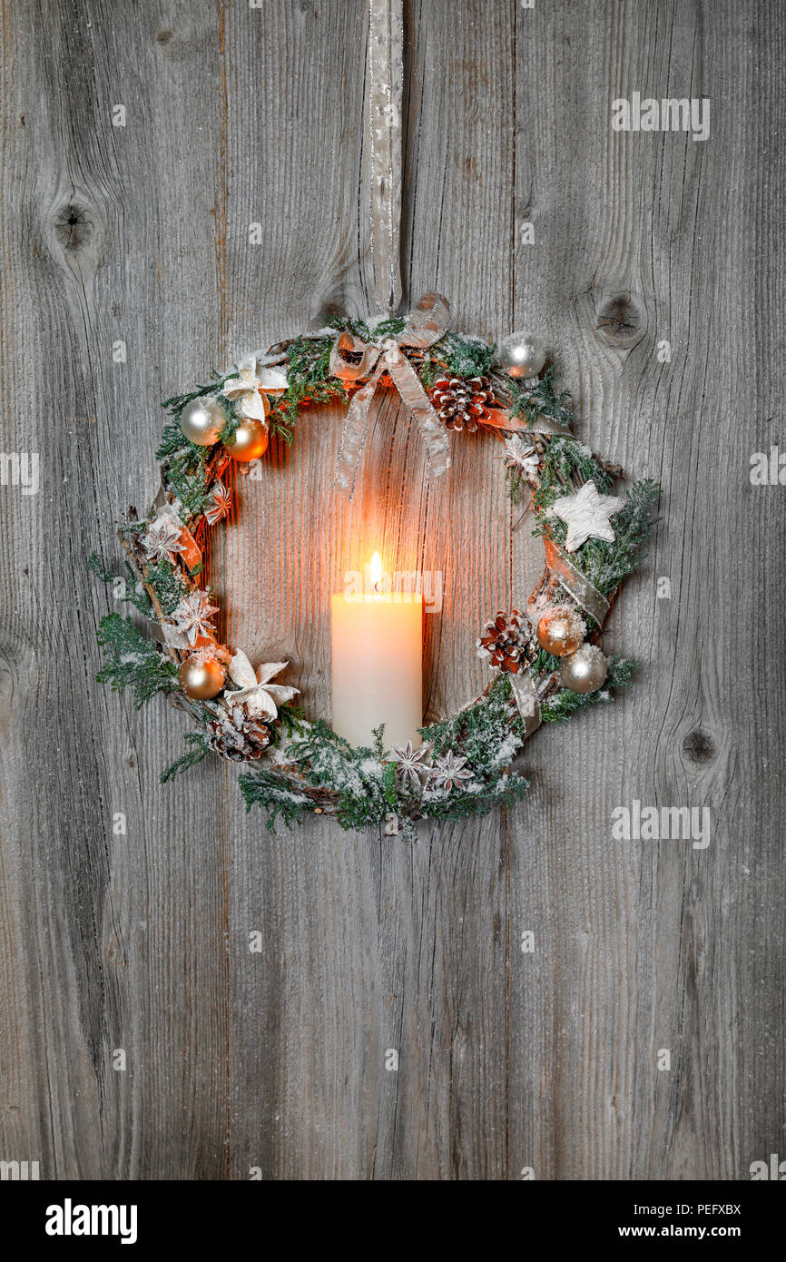 Advent advent advent tape board boards holzwand - Dekoration advent ...