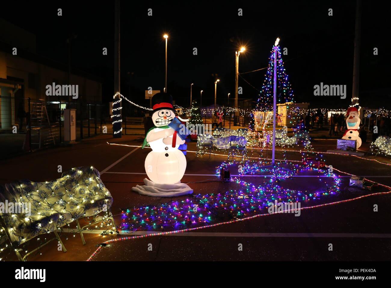 Weihnachten Mit Fantasy.Bild Aus Weihnachten Fantasy Land Wo Jugendliche Mitglieder Mit