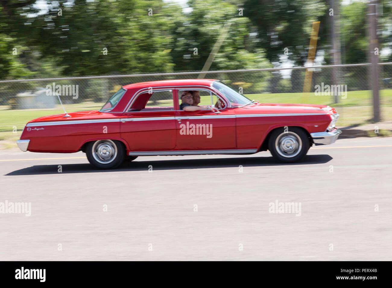 1962 Chevrolet Impala Stockfotos Und Bilder Kaufen Alamy