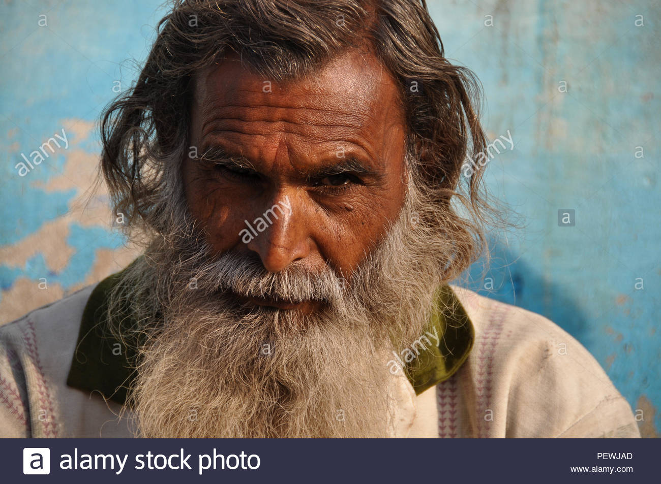 Indien Bundi Indien Stockbild