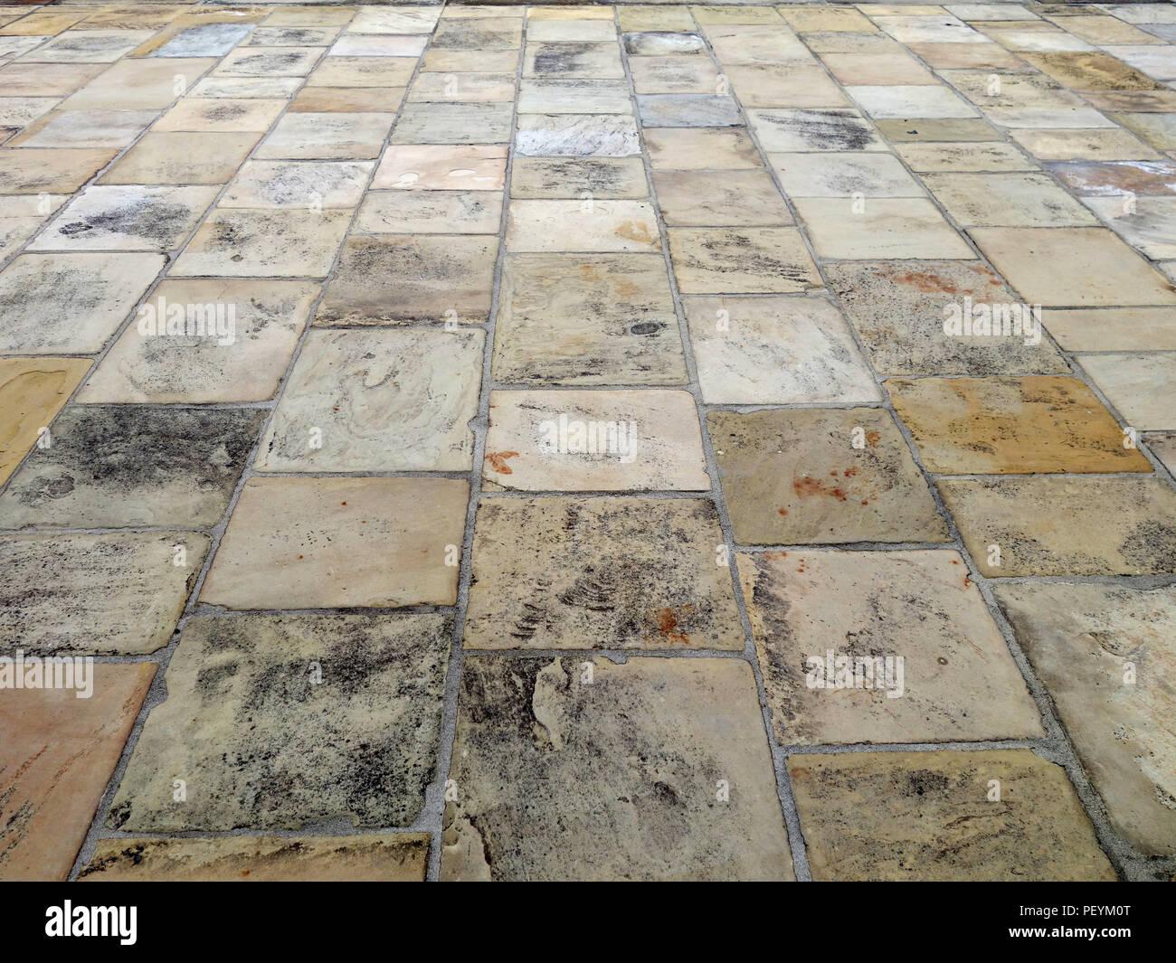 Fußbodenplatten Xp ~ Natural paving slabs stockfotos & natural paving slabs bilder alamy