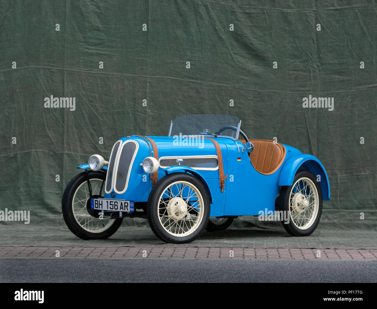 1931 bmw dixi sport typ 600 stockfoto bild 215772384 alamy. Black Bedroom Furniture Sets. Home Design Ideas