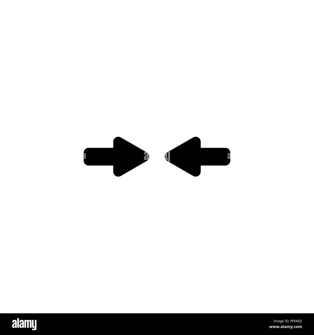pfeil nach rechts symbol
