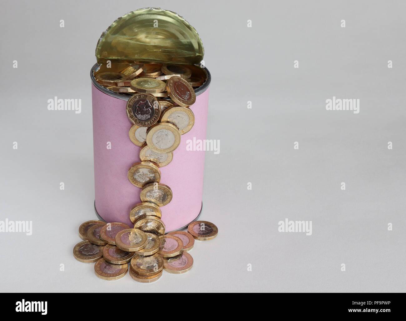 One Pound Coin Stockfotos One Pound Coin Bilder Seite 3 Alamy