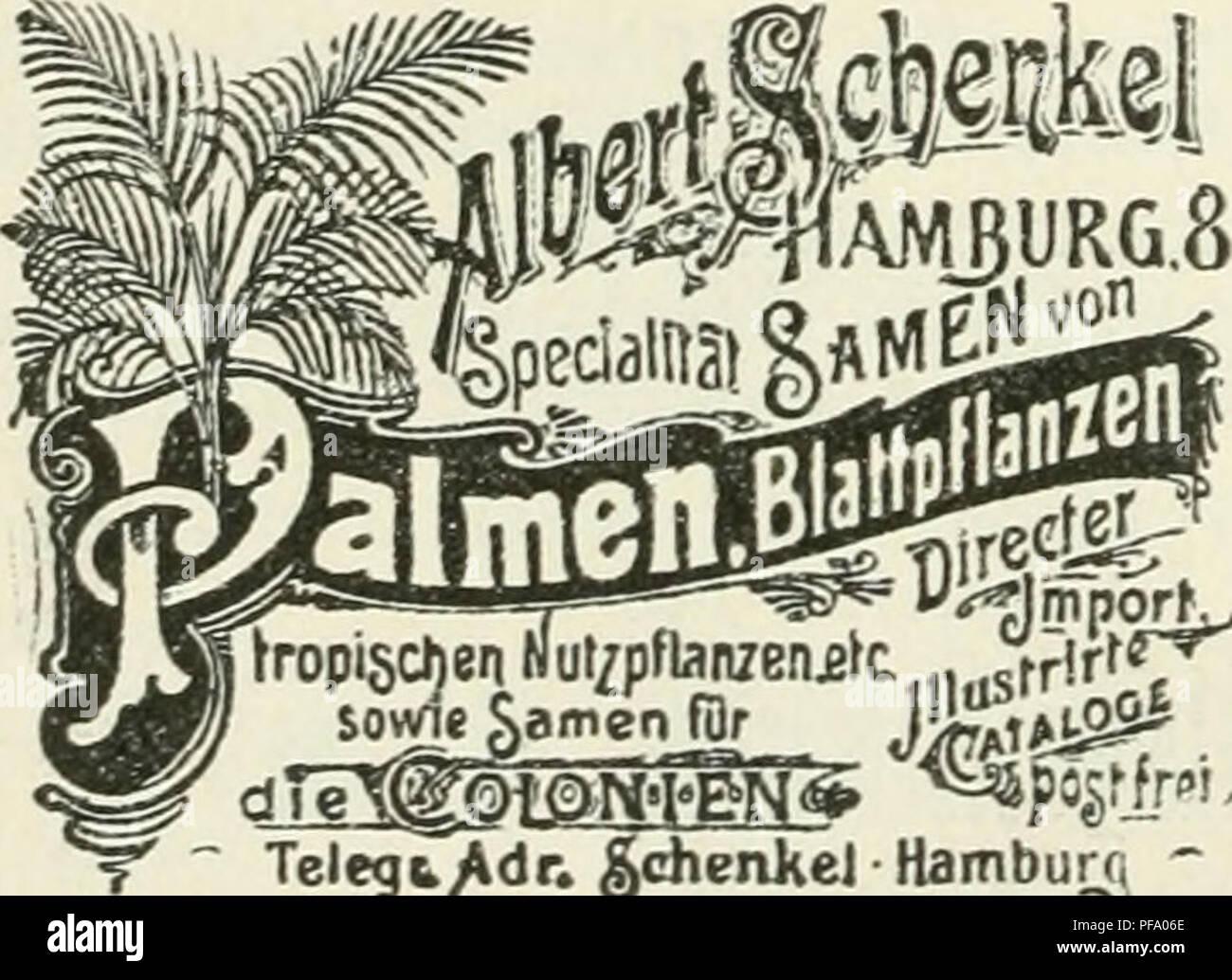 Der Tropenpflanzer Zeitschrift Fr Tropische Landwirtschaft