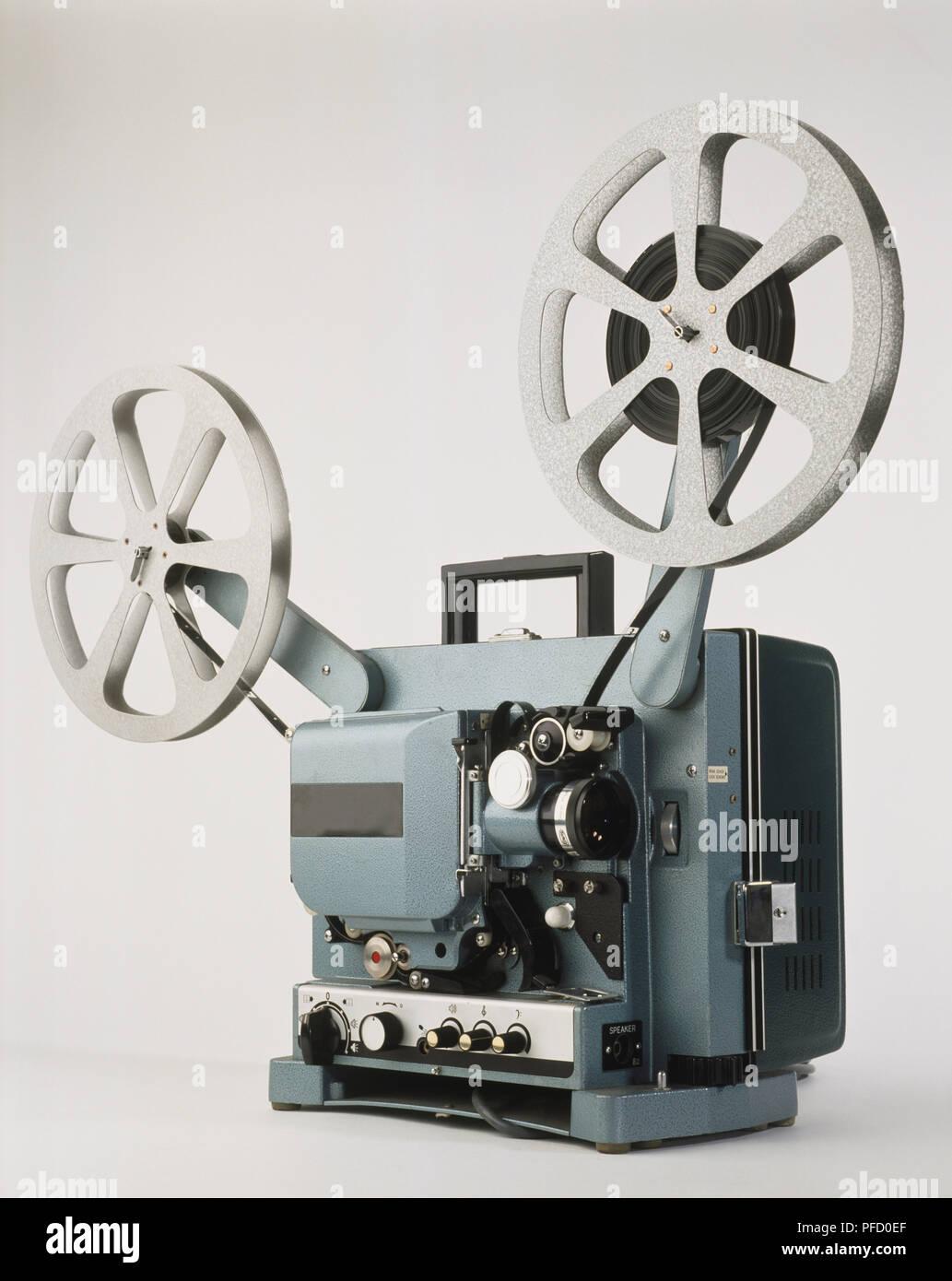 Filmprojektor. Stockbild