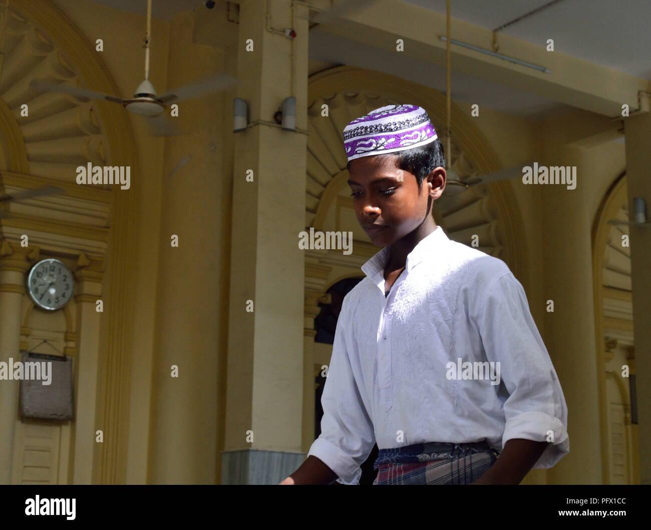 Eid in Kolkata Stockfoto