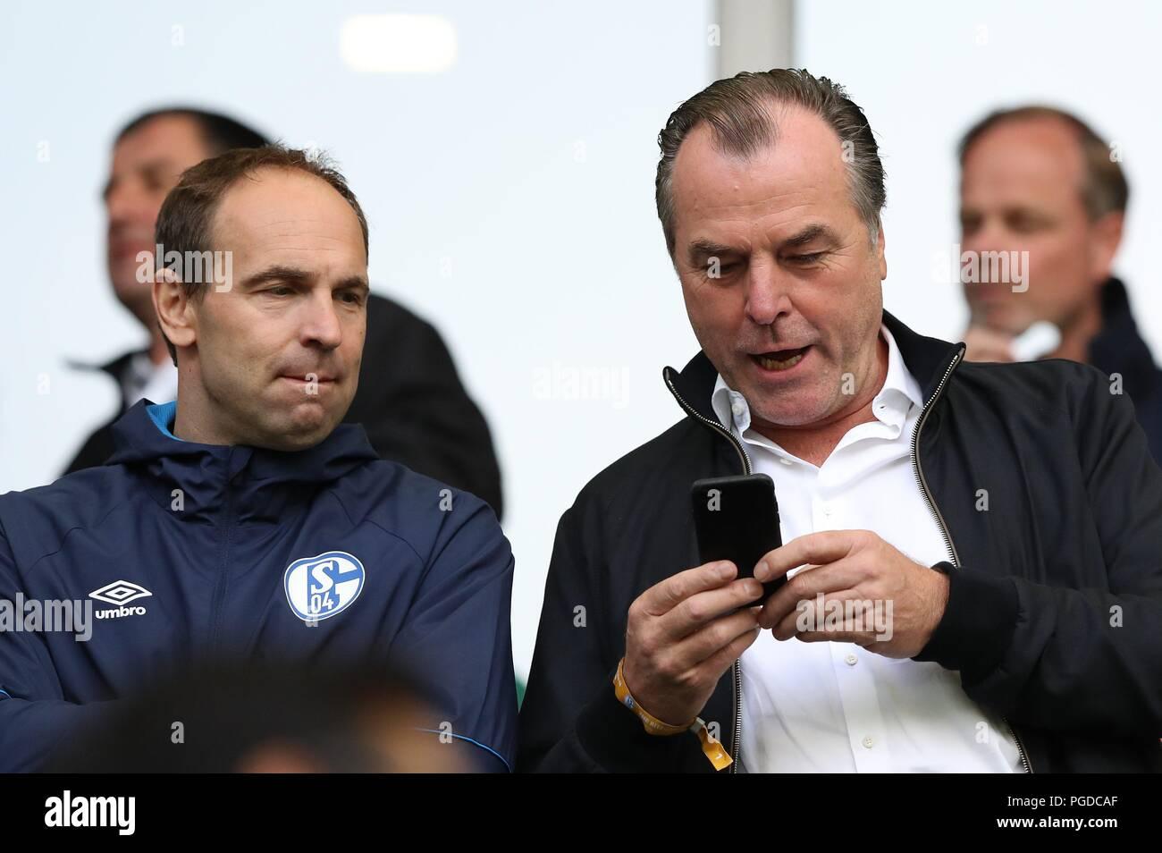 Wolfsburg Deutschland 25 Aug 2018 Firo Fußball 25082018 1