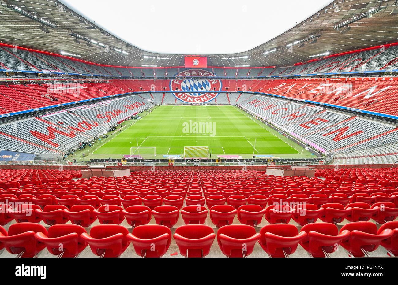Zuschauerzahl Allianz Arena