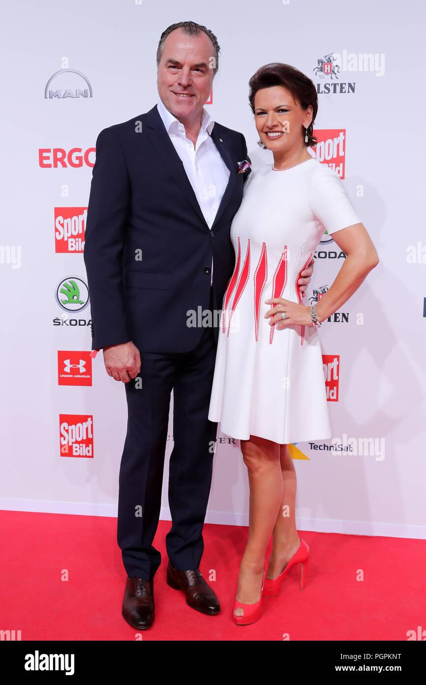 Deutschland Hamburg 27 Aug 2018 Clemens Tönnies Präsident Von
