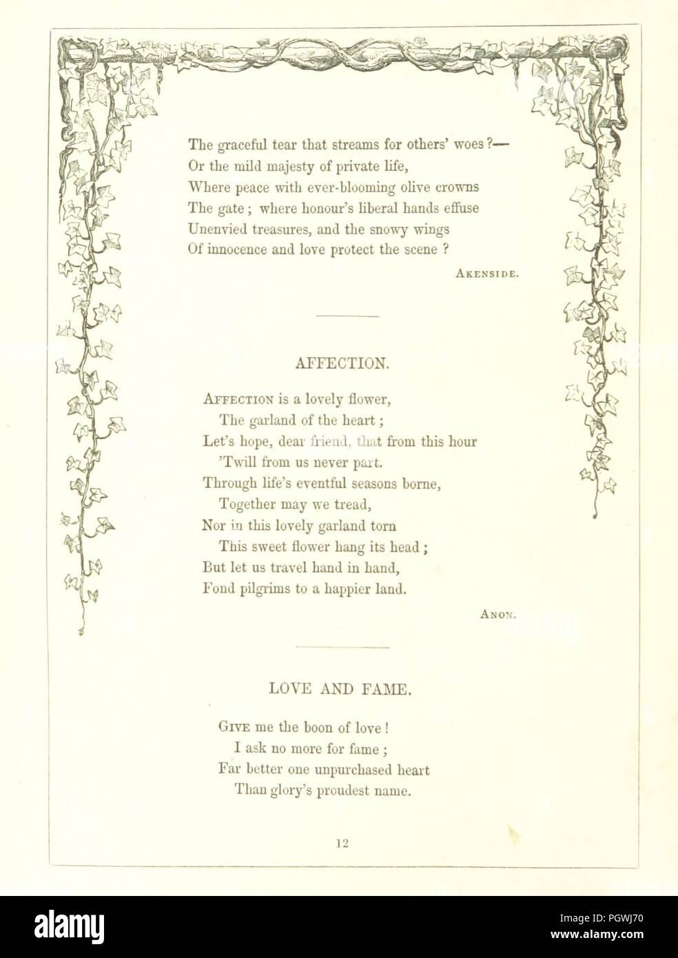 Bild Von Seite 28 Der Blumen Der Freundschaft Original Und