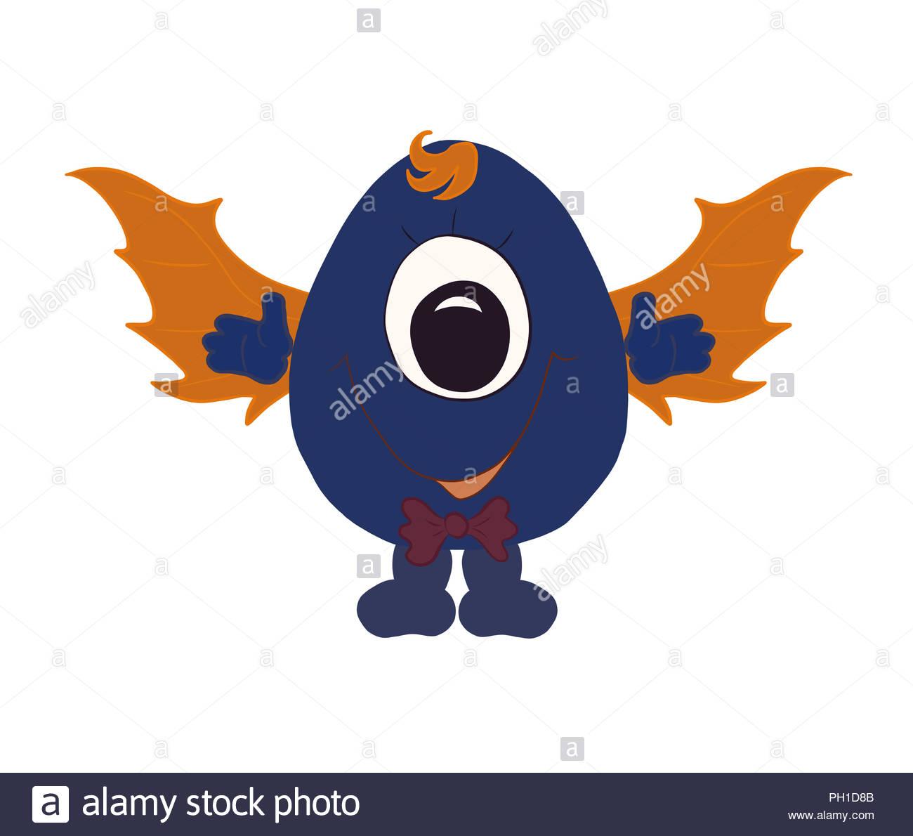 Große dicke Monster